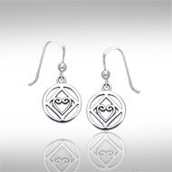 NA recovery earrings